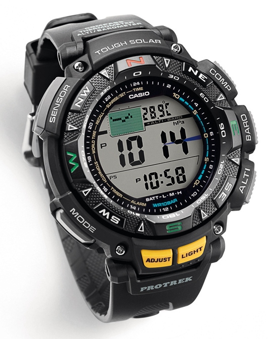 Casio prg 120 review