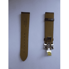 C600007148 LEATHER STRAP BROWN 20 MM