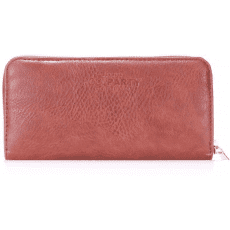 Косметичка Poolparty brown-pu-wallet