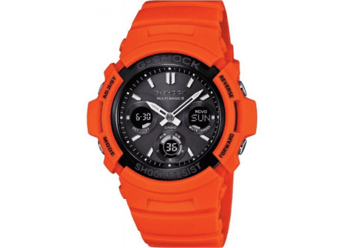 Часы Casio AWG-M100MR-4AER