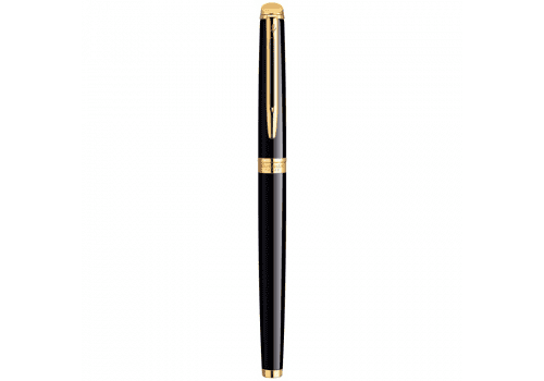 Ручка перьевая Waterman HEMISPHERE Black FP F 12 053